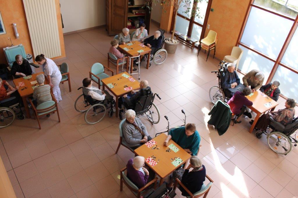 Extrem Hébergement pour Personnes Agées Dépendantes - Centre hospitalier  EG78